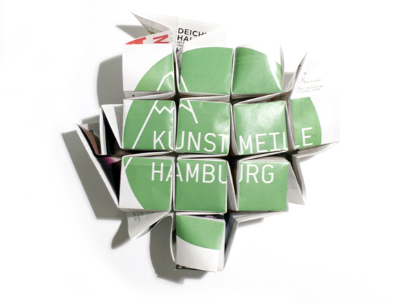 Inspired by Hamburg Catalogue, Packaging, Poster 01