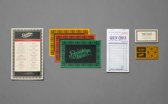 Brooklyn Taco CO brand design 05