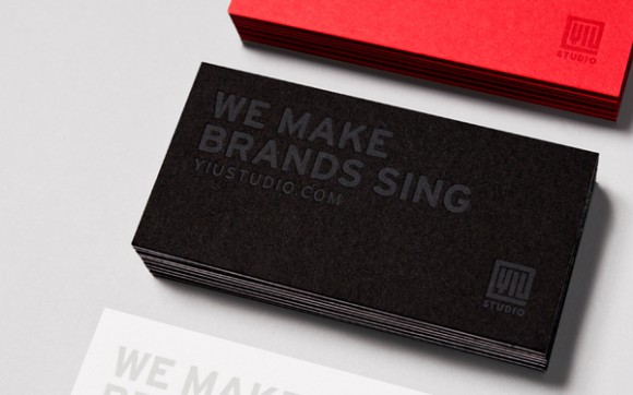 Yiu Studio business card deign 12