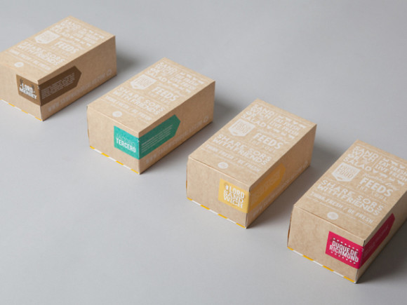 Sandwich or Salad brand identity 04