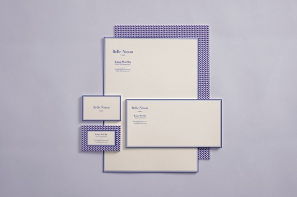 Belle Ninon - New Brand Identity System 02