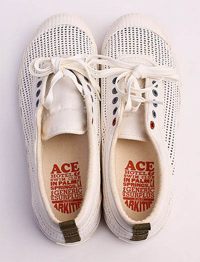 Ace Hotel shoes