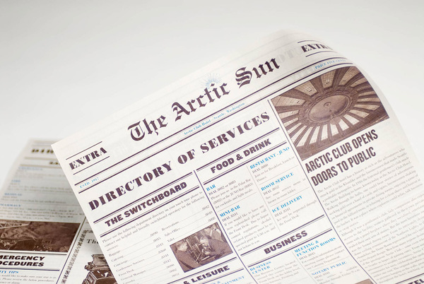 Arctic Club Hotel Branding 03