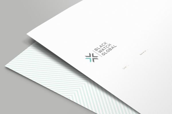 Black Watch Global - Brand Development 06
