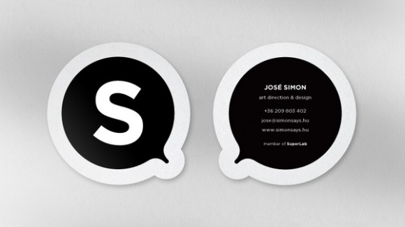 Simon Says business card deign 10