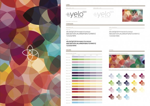 yelo brand style guide