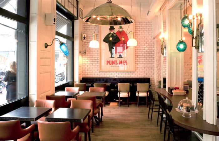 . 18 Fresh   Simple Restaurant Interiors   Branding   Identity   Design