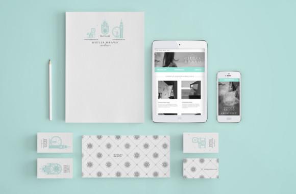 Visual identity architect 23