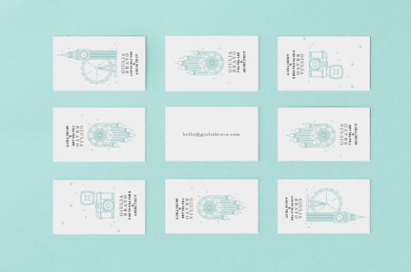 Visual identity architect 24