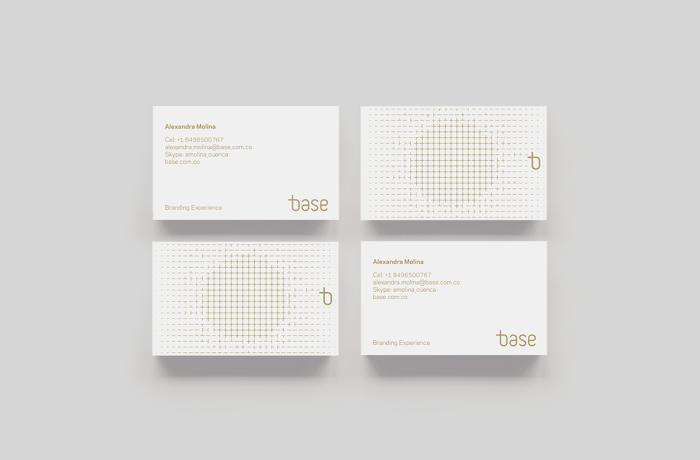 14 Of The Best Clean Minimal Business Card Designs Branding