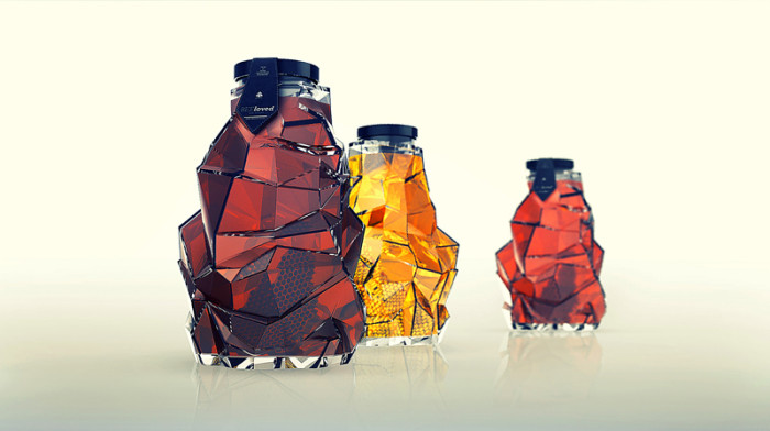 BEEloved honey Packaging Design 41