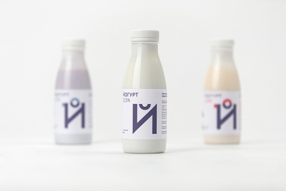 Cheburashkini Brothers Dairy Packaging Design 14