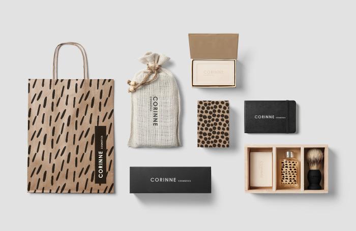 Corinne Cosmetics Packaging Design 36