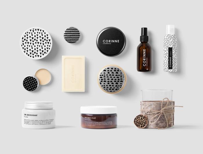 Corinne Cosmetics Packaging Design 37