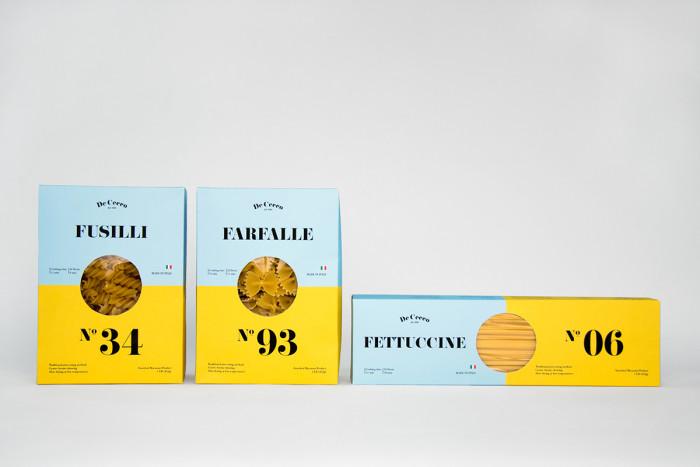 De Cecco Packaging Design 45