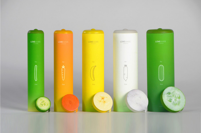 Love Guide Condoms Packaging Design 32