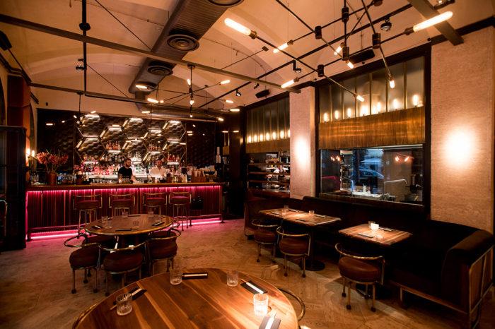 9 Simple Cozy Beautiful Restaurant Interiors Branding